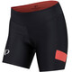 PEARL iZUMi Escape Sugar Shorts Women black/cayenne